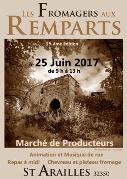 Fromagers aux Remparts
