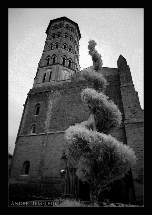 Cathédrale Lombez Gers France André Hemelrijk