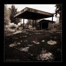 station de pompe à essence (patrimoine)Gers André Hemelrijk