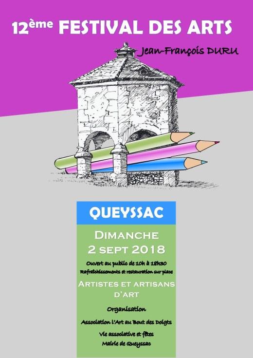 12ème FESTIVAL DES ARTS (1)