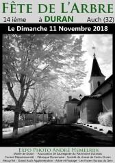 fête de l'arbre Duran 11 nov 2018 André Hemelrijk