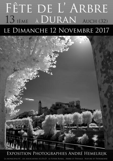 fête de l'arbre duran 12-11-2017 André Hemelrijk